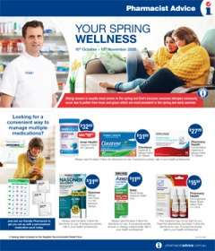 Your Spring Wellness