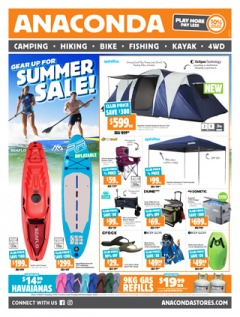 Gear Up for Summer Sale