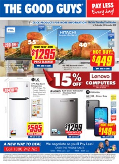Home Appliance Catalogue