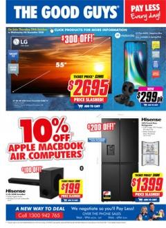 Home Appliance Catalogue