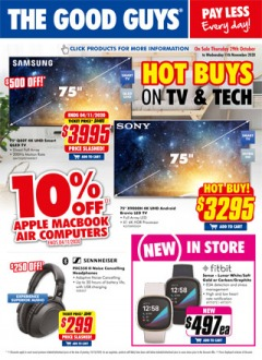 TV and Technology Catalogue