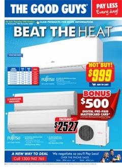 Beat the Heat Catalogue