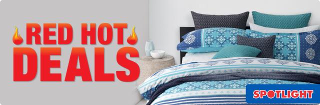 Spotlight Red Hot Deals