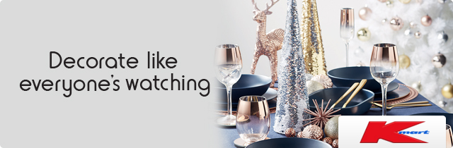 Decorate Like Everyones Watching - KmartAU