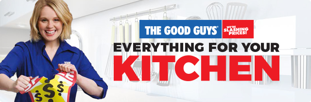 Everything for Your Kitchen The Good Guys