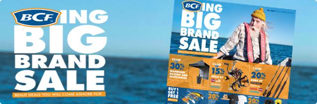 BCFing Big Brand Sale  - BCF