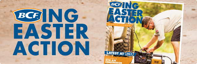BCFing Easter Action - BCF