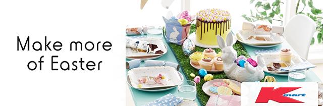 Make More of Easter - Kmart AU