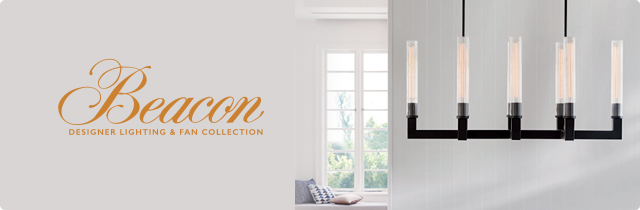Designer Lighting and Fan Collection - Bacon Lighting