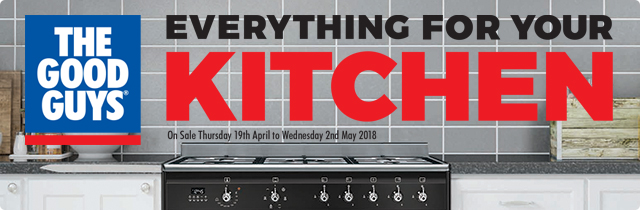 Everything For Your Kitchen - The Good Guys