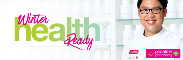 Winter Health Ready - Priceline