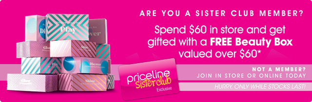 Your Beauty Box - Priceline
