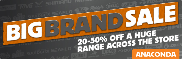 Big Brand Sale  - Anaconda