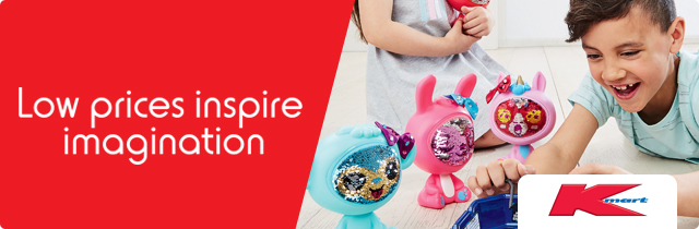 Low Price Inspire Imagination - Kmart AU
