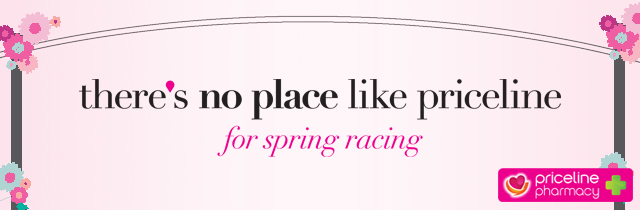 There is No Place Like Priceline For Spring Racing