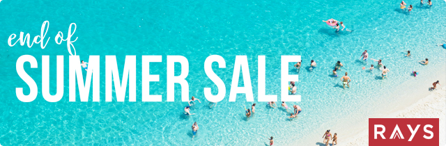 End of Summer Sale  - Rays