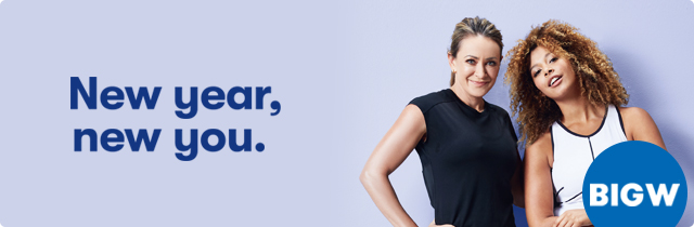 New Year New You - BigW