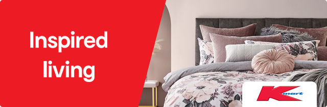 Inspired Living - Kmart AU May