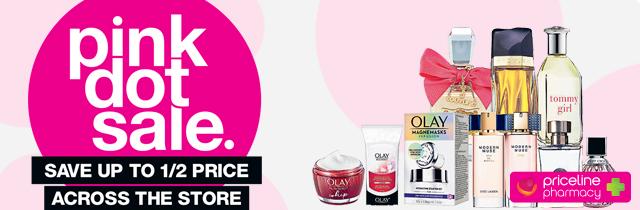 Pink Dot Sale - Priceline AU