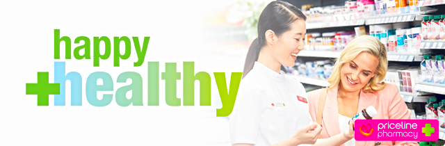 Happy + Healthy - Priceline AU