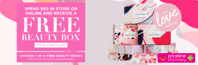 Beauty Box - Priceline AU