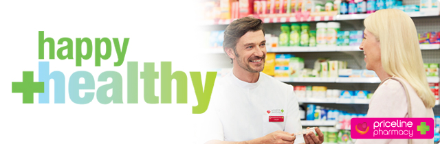 Happy + Healthy - Priceline Austrlia