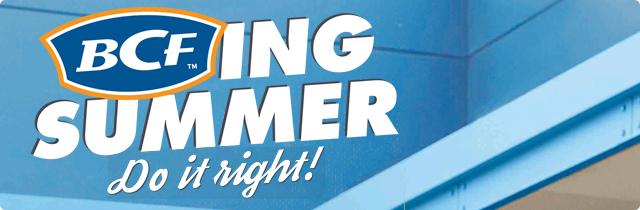 BCFing Summer - BCF