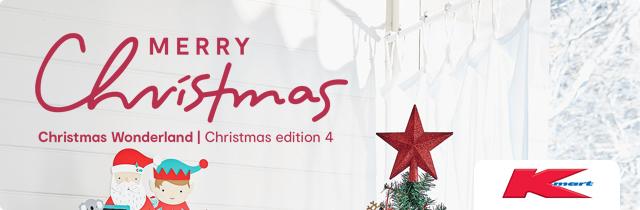 Christmas Edition 4 - Kmart AU