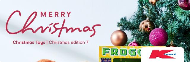 Christmas Toys | Christmas Edition 7 - Kmart AU