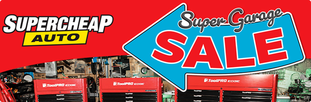 Super Garage Sale - Supercheap