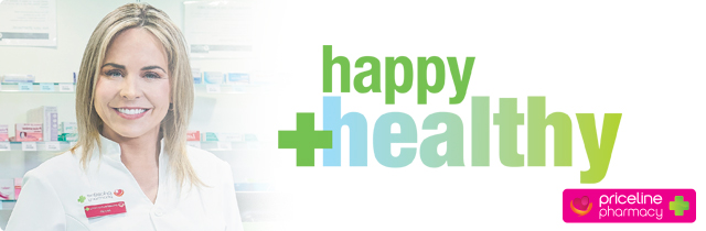 Happy + Healthy - Priceline