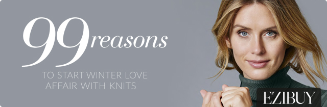 Winter Knitwear Look Book - EziBuy
