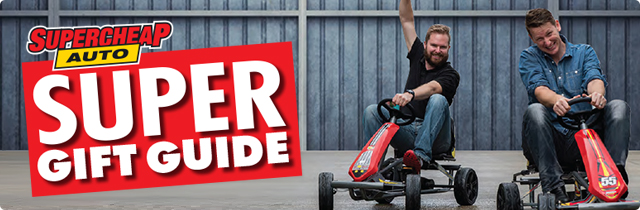 Super Gift Guide - Supercheap Auto AU
