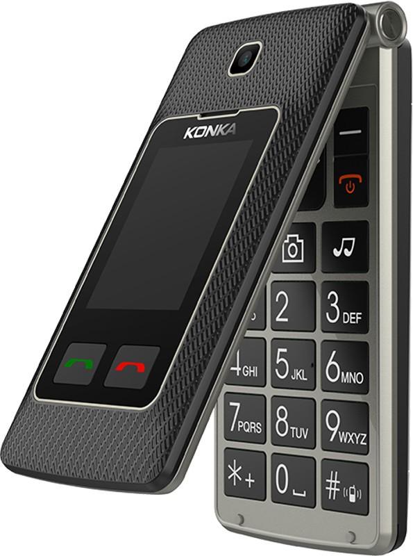 Konka U3 Feature 3G Flip Phone - Bing Lee Catalogue - Salefinder