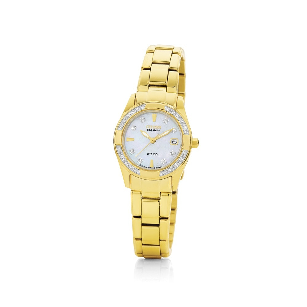 Citizen Eco Drive Ladies Watch Angus Amp Coote Catalogue