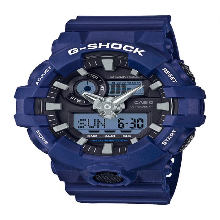 Casio G Shock Analogue Digital 200m Wr Watch Prouds