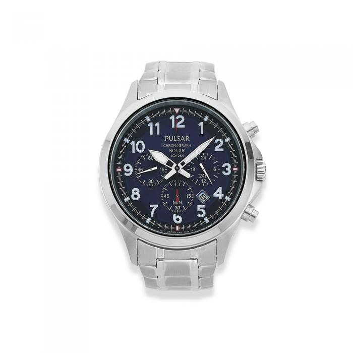 Pulsar Mens Watch Model Px5037x Prouds Catalogue