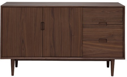 Fifties Buffet 2 Door/3 Drawer 140 x 45 x 80cm - Freedom Catalogue ...