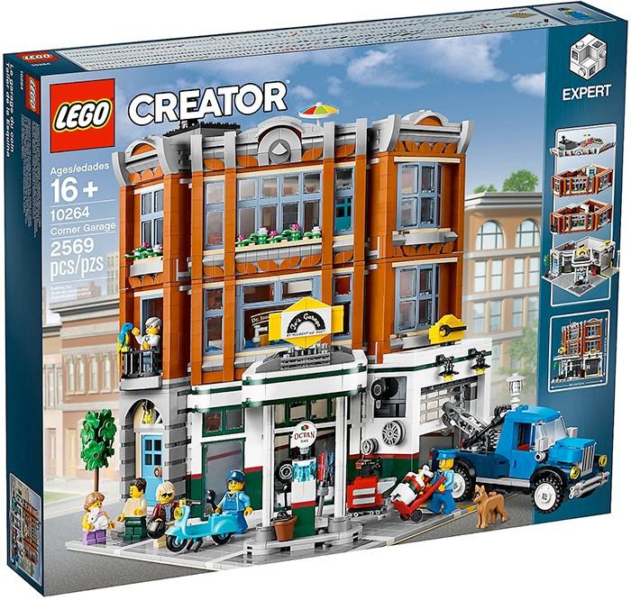 LEGO Creator Corner Garage - Myer Catalogue - Salefinder