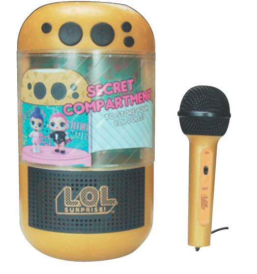 LOL Surprise! Sing-Along Karaoke - Big W Catalogue - Salefinder
