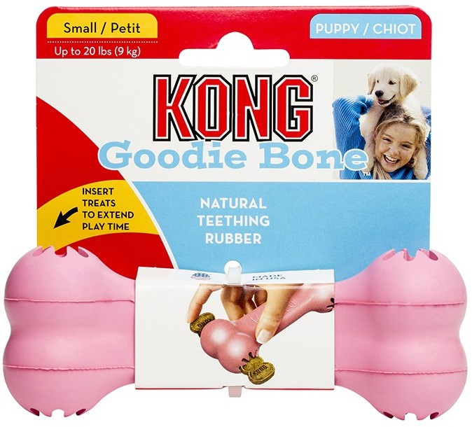 Kong Goodie Bone Puppy Toy Small Petbarn Catalogue Salefinder