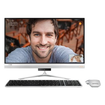 Lenovo - IdeaCentre AIO 510S Desktop - I5/2.3GHZ - 8GB - 1TB HDD - 23