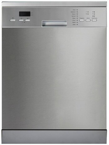 DeLonghi - DEDW645S - 60cm Freestanding Dishwasher