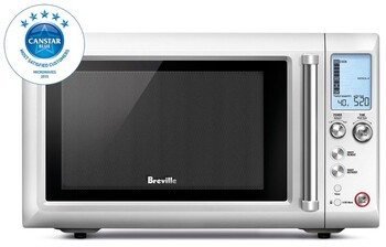 Breville - BMO700BSS - the Quick Touch™ Crisp