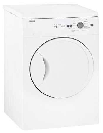 Beko - DV7220 X - 7kg Sensor Control Vented Dryer