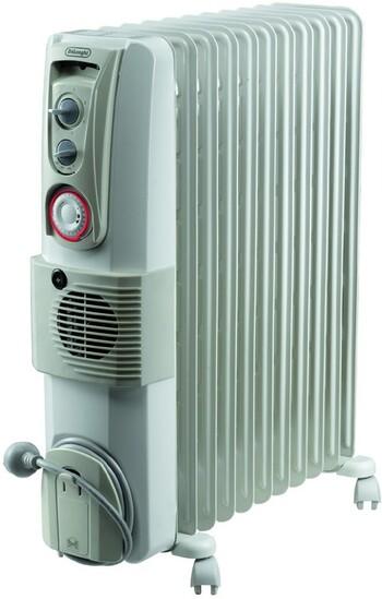 DeLonghi - DL2401TF - Oil Filled Radiator - 2400W