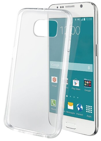 Samsung - 2641100013 - Galaxy S6 Dual Injection Case Clear
