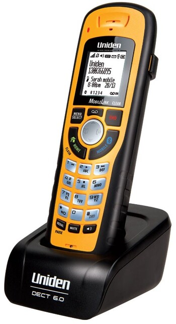 Uniden - XDECT Waterproof Cordless Additional* Handset