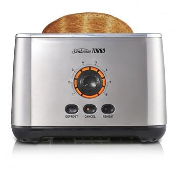Sunbeam Turbo 2 Slice Toaster