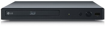 LG - BP556 - 3D Blu-ray Disc Player with Wi-Fi